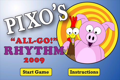 "Screenshot Pixo's ""All Go"" Rhythm"